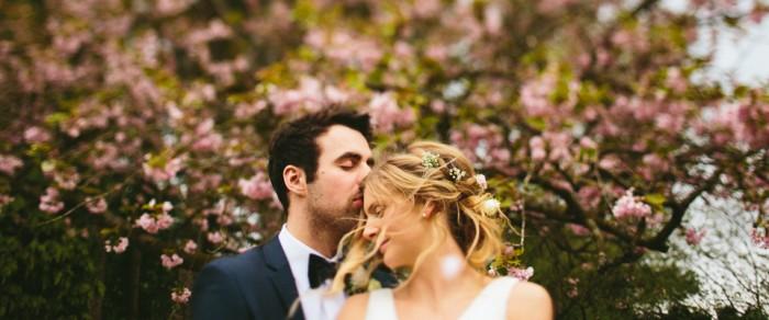 Luke & Siân // Larchfield Estate Barn Wedding