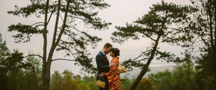 Raymond & Mieko // Irish & Japanese destination wedding