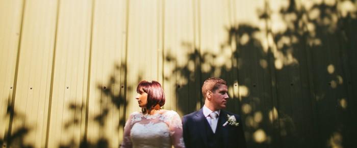 Ian & Claire // Documentary wedding photography Ireland