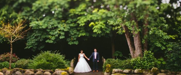 Steven & Hannah // Riverdale Barn Wedding photography