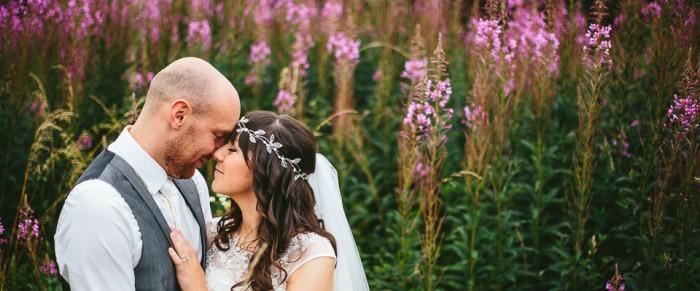 David & Dani // Creative wedding photography Belfast