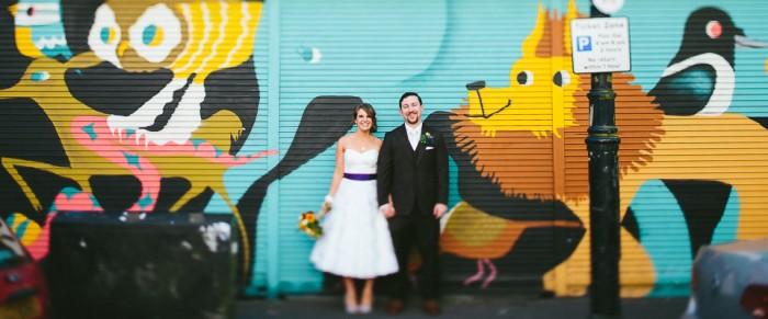 Aaron & Alison // Merchant Hotel Wedding Photography