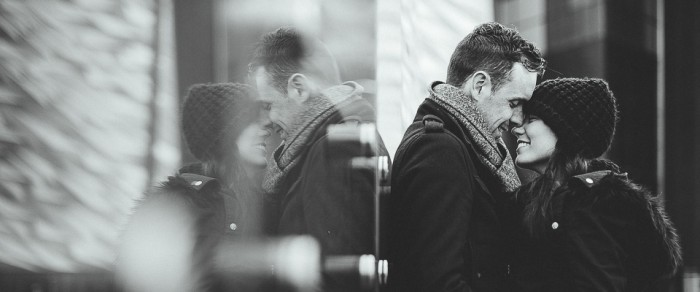 Pearse & Briege // Belfast Engagement Photography