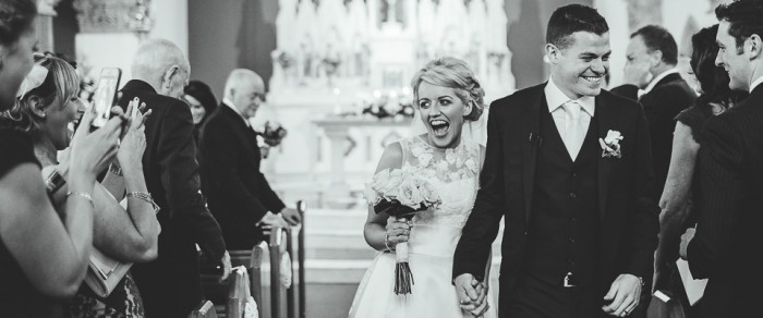 Declan & Ciara // Super Happy Donegal Wedding