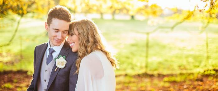Roy & Sarah // Larchfield Estate Barn Wedding