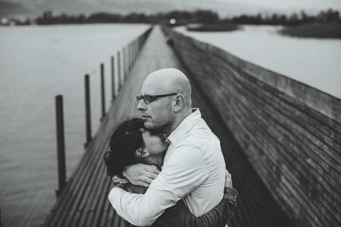 Rapperswil Switzerland Engagement Photography