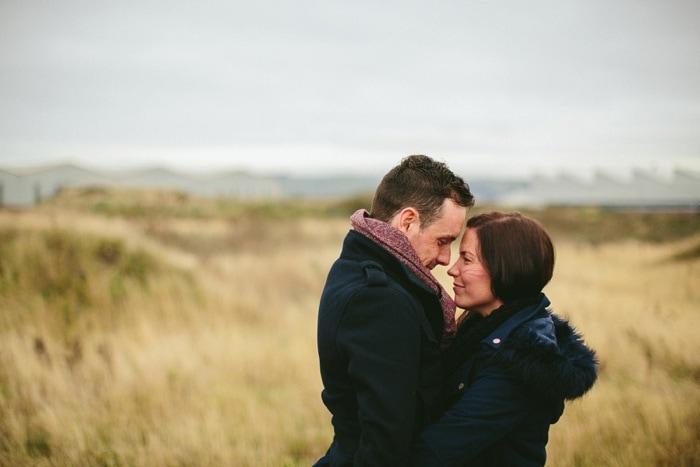 Alternative wedding photographer Belfast Engagement_0005