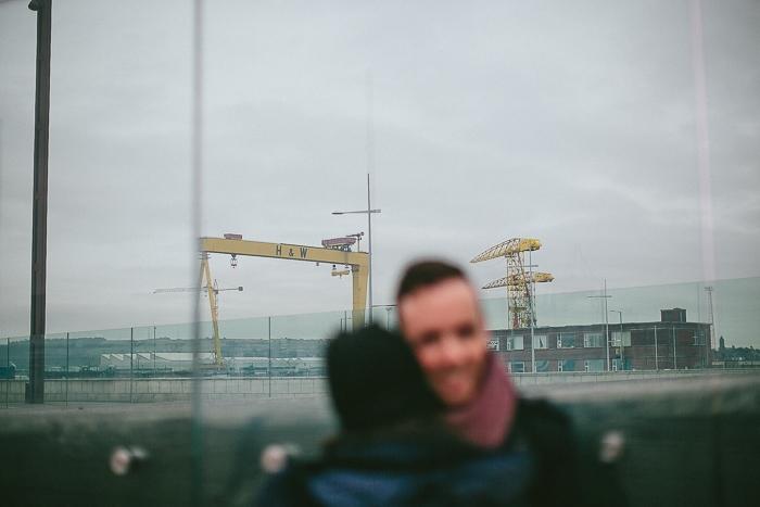 Belfast Engagement photography