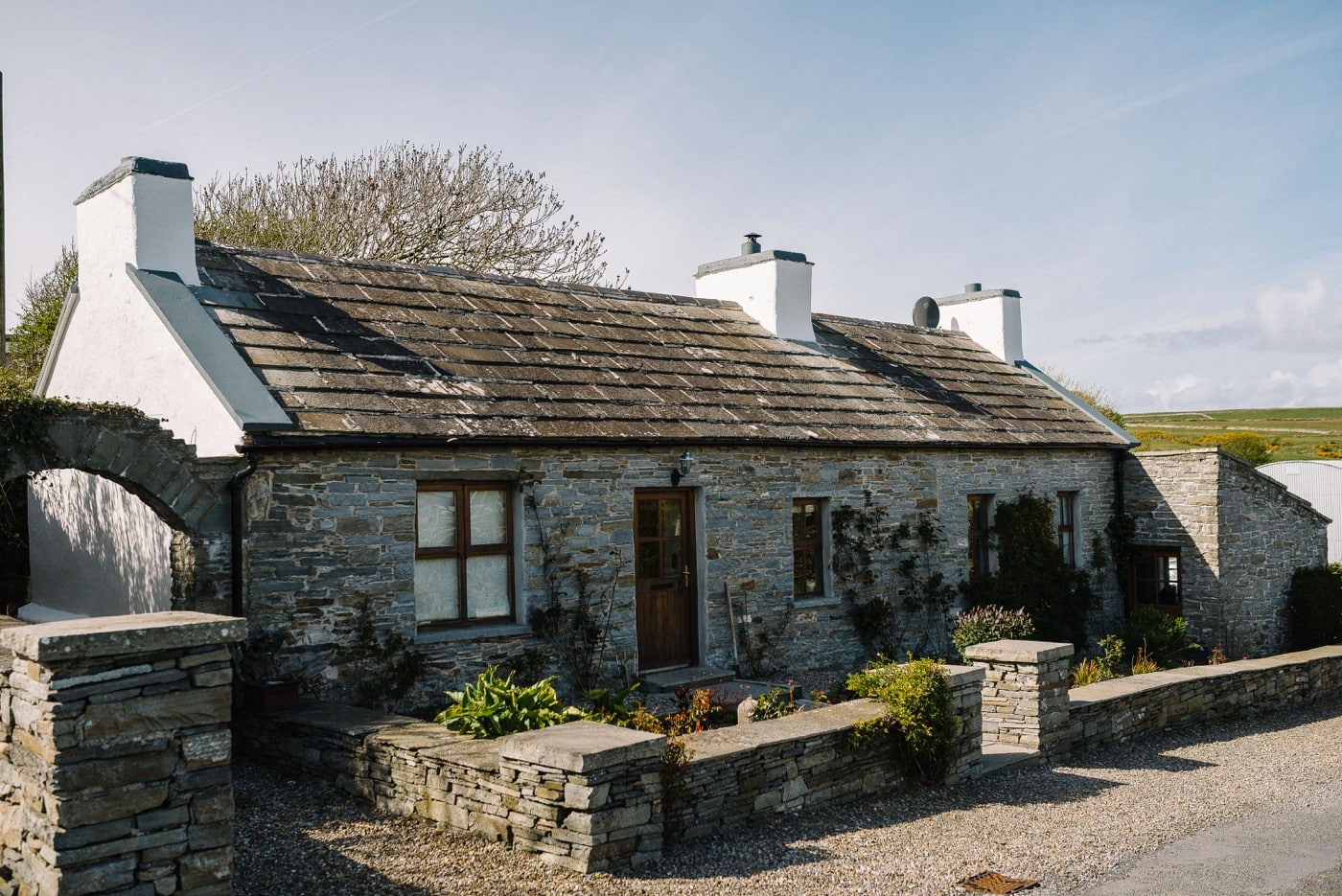 Intimate wedding Cliffs of Moher Ireland Irish Cottage