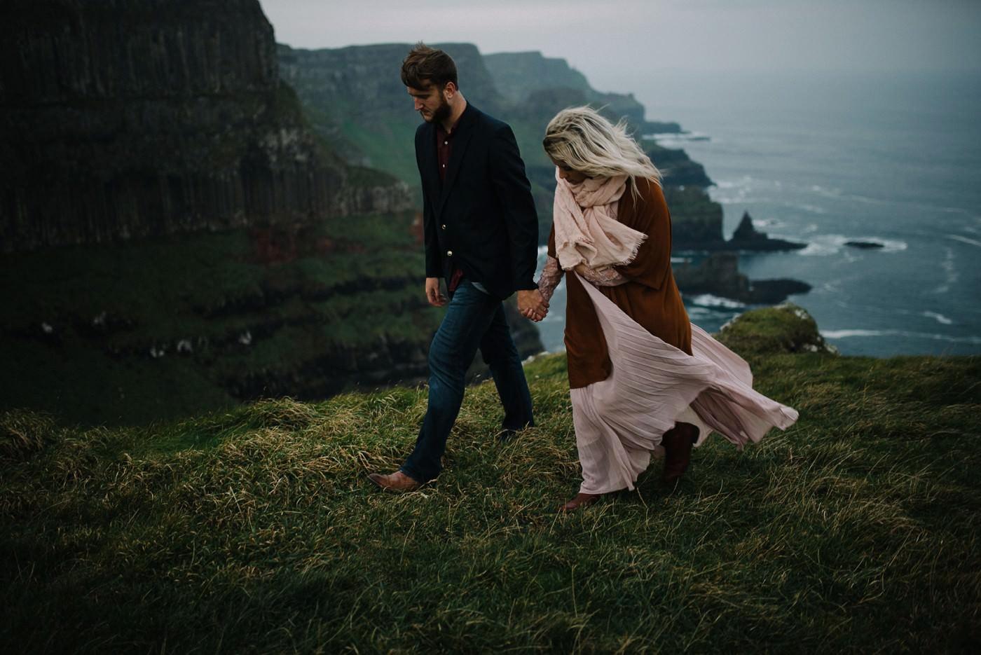 Engagement Photography Giants Causeway wedding photographer northern Ireland