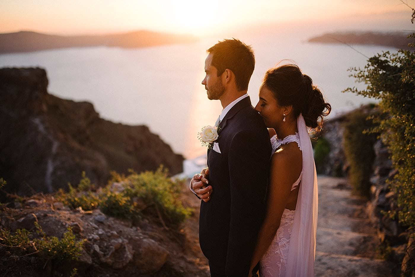 Santorini Wedding Photographer